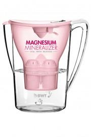 Der patentierte Magnesi- um Mineralizer gibt kontinuierlich das Mineral Magnesium ionisch an das Wasser ab. Quelle: bwt-filter.com