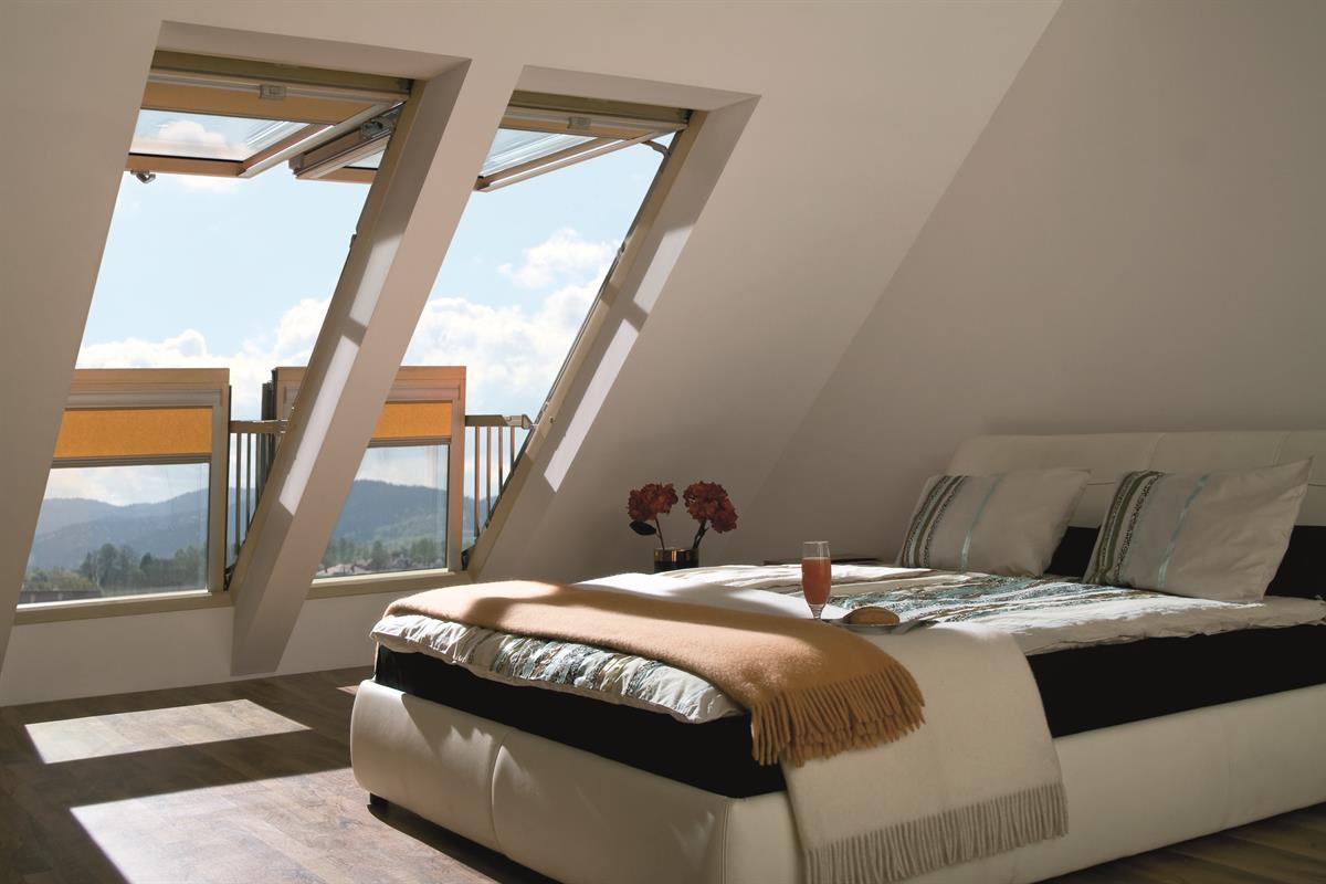 So Wird Das Fenster Zum Balkon Bauherrenhilfe Org